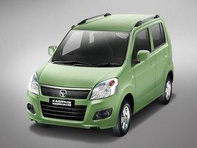 Ver foto 3 de Suzuki Karimun Wagon R 2013