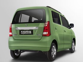 Ver foto 2 de Suzuki Karimun Wagon R 2013