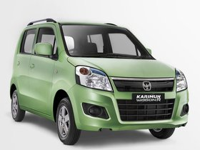Ver foto 1 de Suzuki Karimun Wagon R 2013