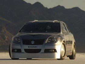 Ver foto 2 de Suzuki Kizashi Bonneville Special 2010