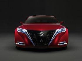 Ver foto 3 de Suzuki Kizashi Concept 2007