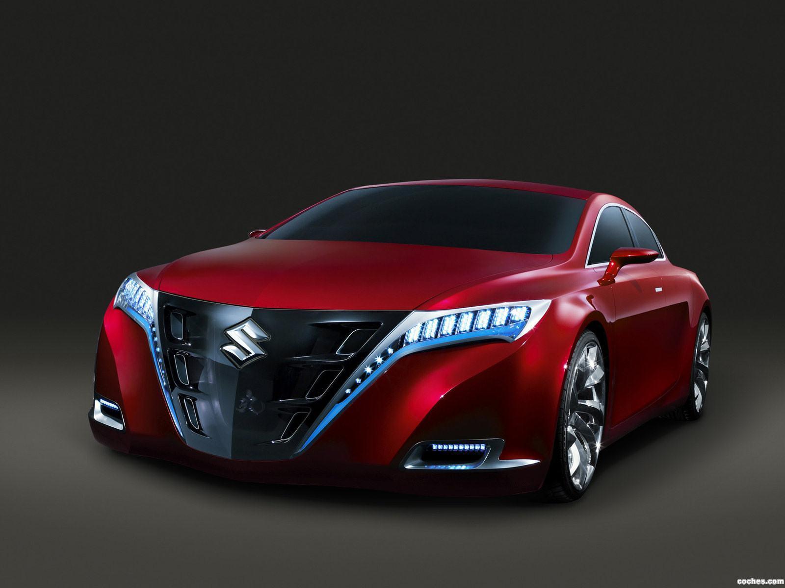 Foto 0 de Suzuki Kizashi Concept 2007