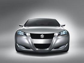 Ver foto 5 de Suzuki Kizashi III Concept 2008