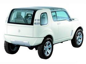 Ver foto 3 de Suzuki Landbreeze Concept 2003