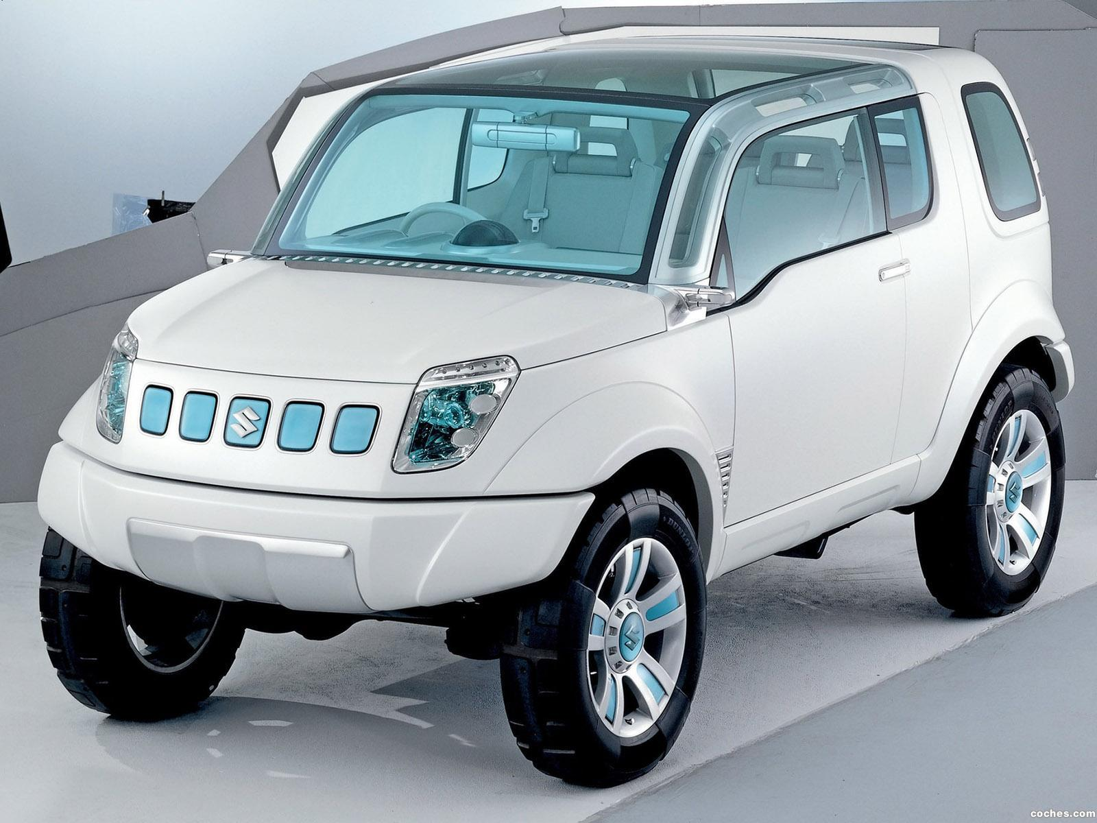 Foto 0 de Suzuki Landbreeze Concept 2003