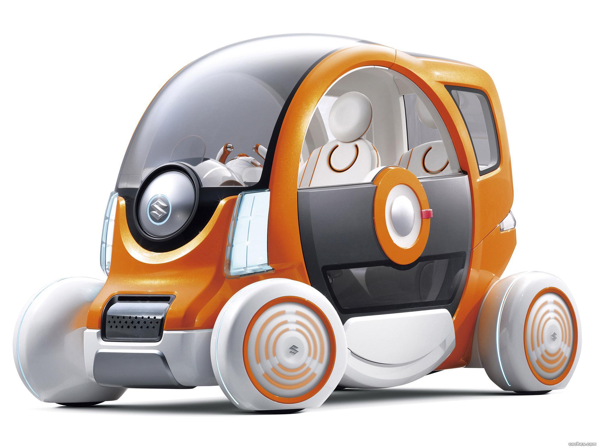Foto 0 de Suzuki Q Concept 2011
