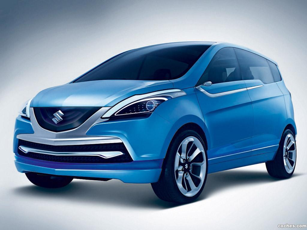 Foto 0 de Suzuki R3 Concept 2010