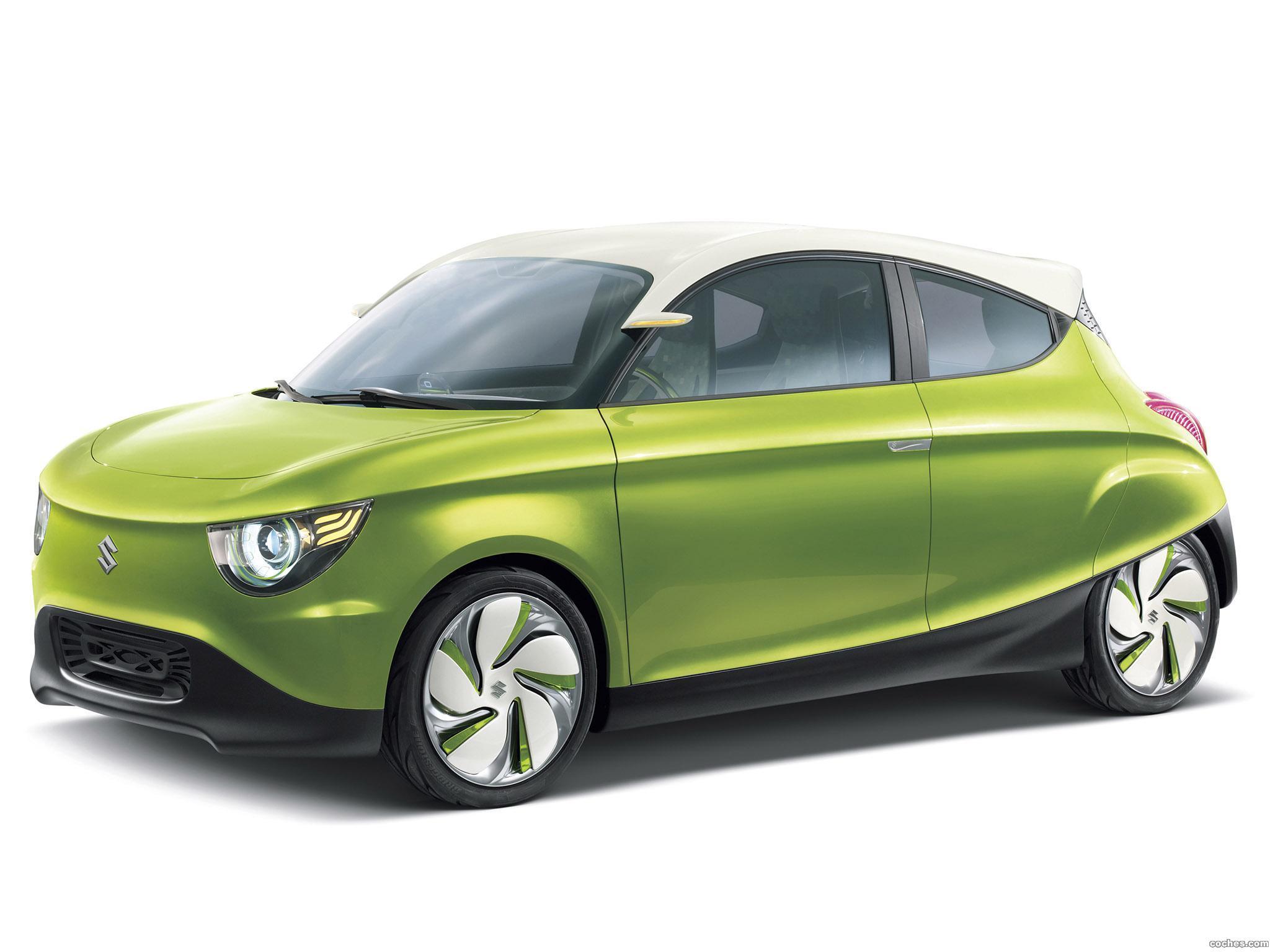 Foto 0 de Suzuki Regina Concept 2011