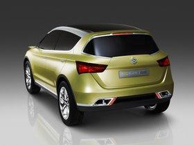 Ver foto 2 de Suzuki S-Cross Concept 2012