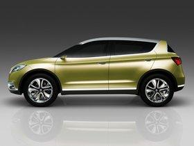 Ver foto 4 de Suzuki S-Cross Concept 2012