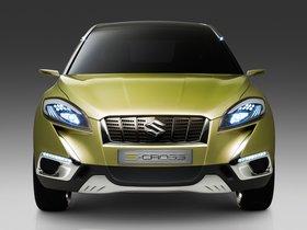 Ver foto 3 de Suzuki S-Cross Concept 2012