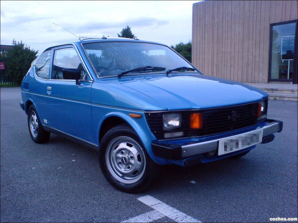Foto 0 de Suzuki SC100 Whizzkid UK 1972