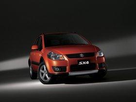 Ver foto 18 de Suzuki SX4 2006