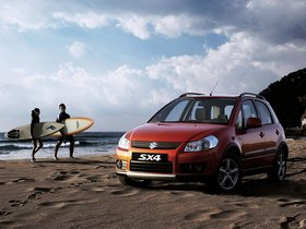 Ver foto 14 de Suzuki SX4 2006