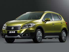 Ver foto 8 de Suzuki SX4 2013