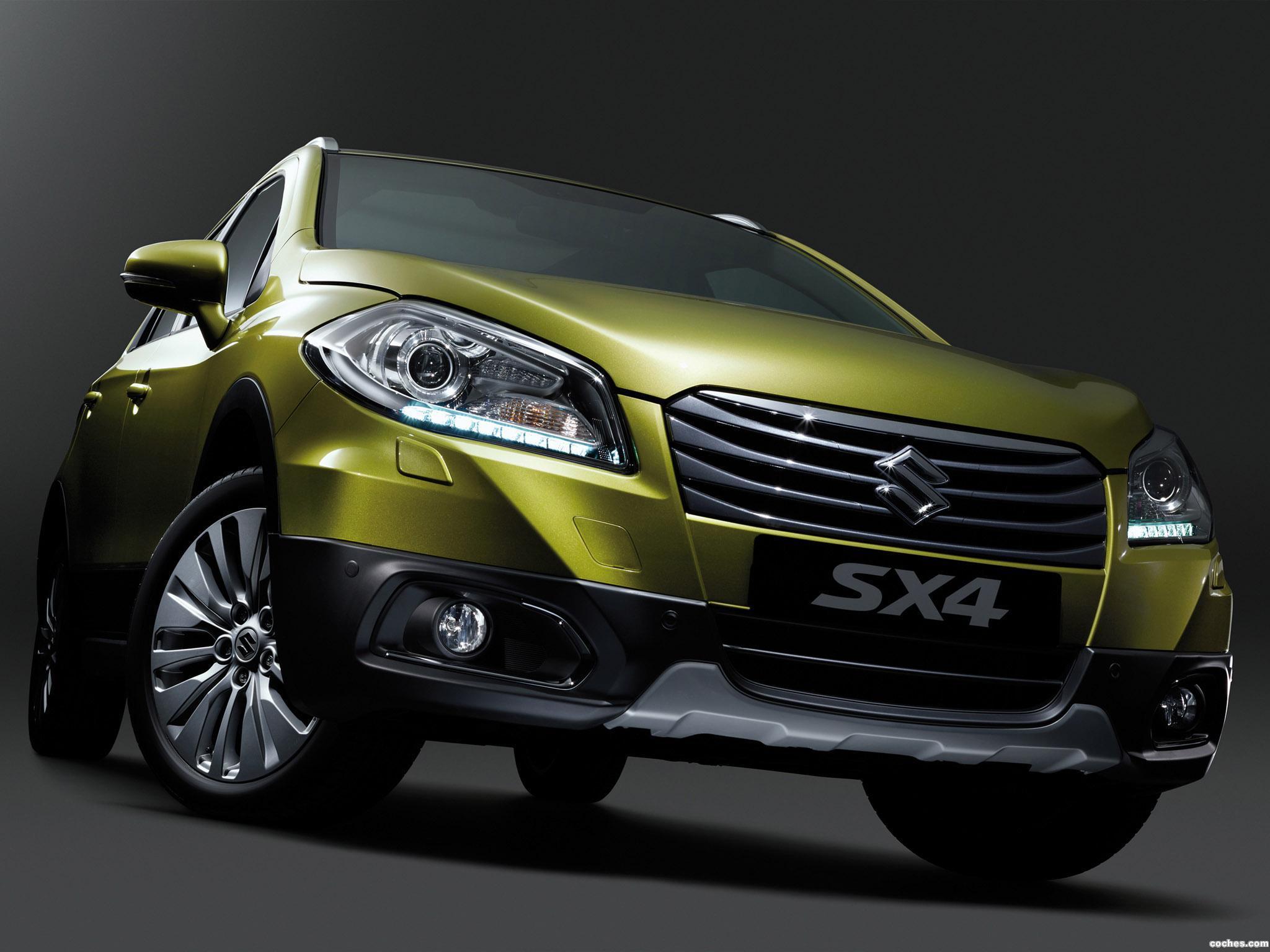 Foto 0 de Suzuki SX4 2013