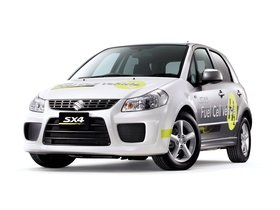 Ver foto 1 de Suzuki SX4 Fuel Cell Concept 2009