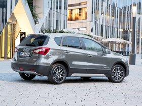 Ver foto 2 de Suzuki SX4 S-Cross Limited 2015