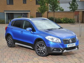 Ver foto 3 de Suzuki SX4 S-Cross UK 2013