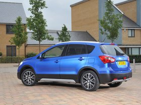 Ver foto 2 de Suzuki SX4 S-Cross UK 2013