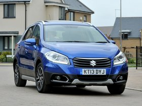 Ver foto 1 de Suzuki SX4 S-Cross UK 2013