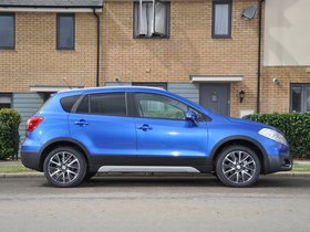 Ver foto 11 de Suzuki SX4 S-Cross UK 2013