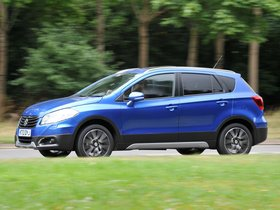 Ver foto 10 de Suzuki SX4 S-Cross UK 2013
