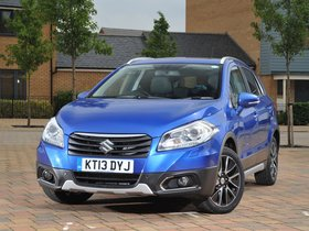 Ver foto 8 de Suzuki SX4 S-Cross UK 2013
