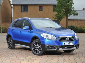 Ver foto 6 de Suzuki SX4 S-Cross UK 2013