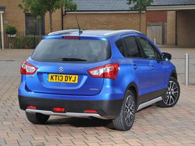 Ver foto 4 de Suzuki SX4 S-Cross UK 2013