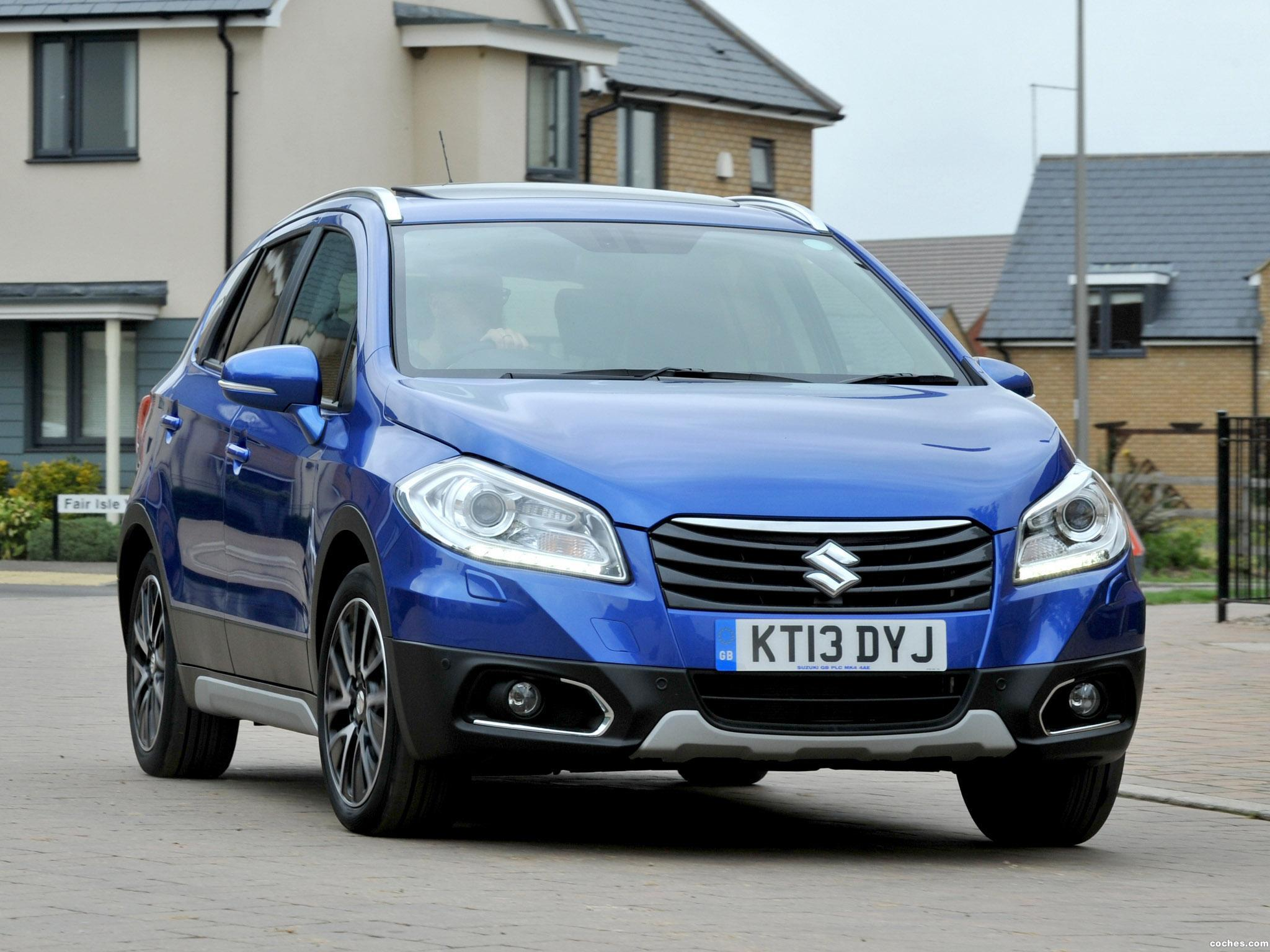 Foto 0 de Suzuki SX4 S-Cross UK 2013