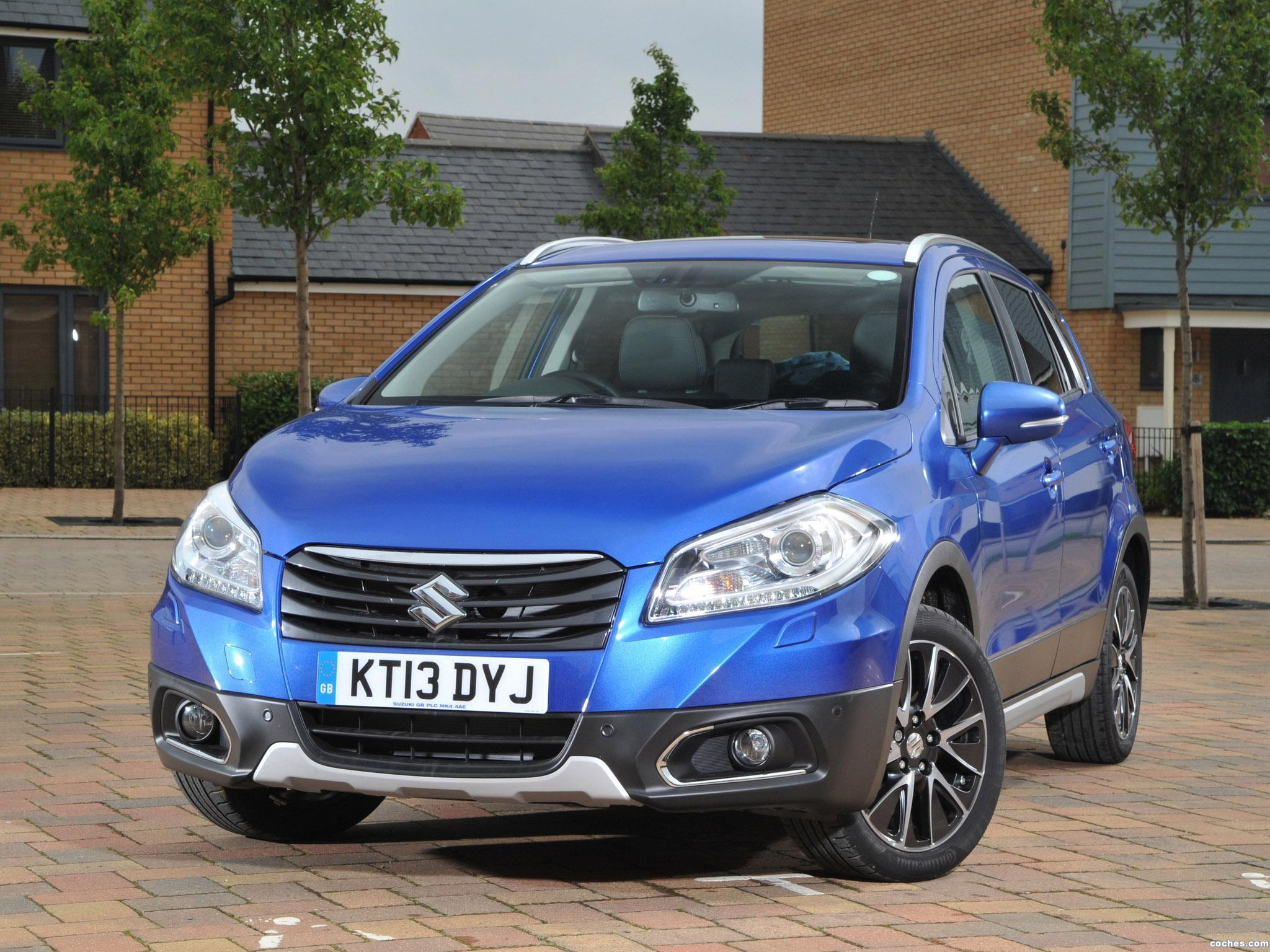 Foto 7 de Suzuki SX4 S-Cross UK 2013