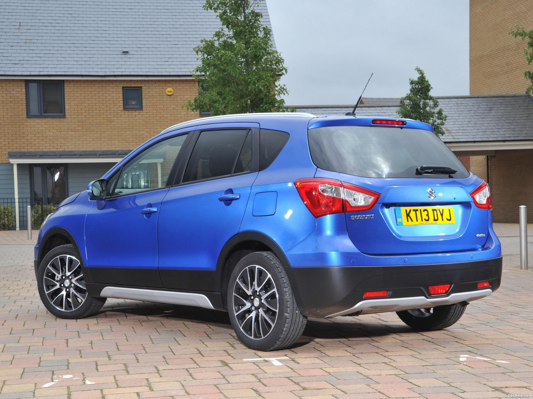 Foto 6 de Suzuki SX4 S-Cross UK 2013
