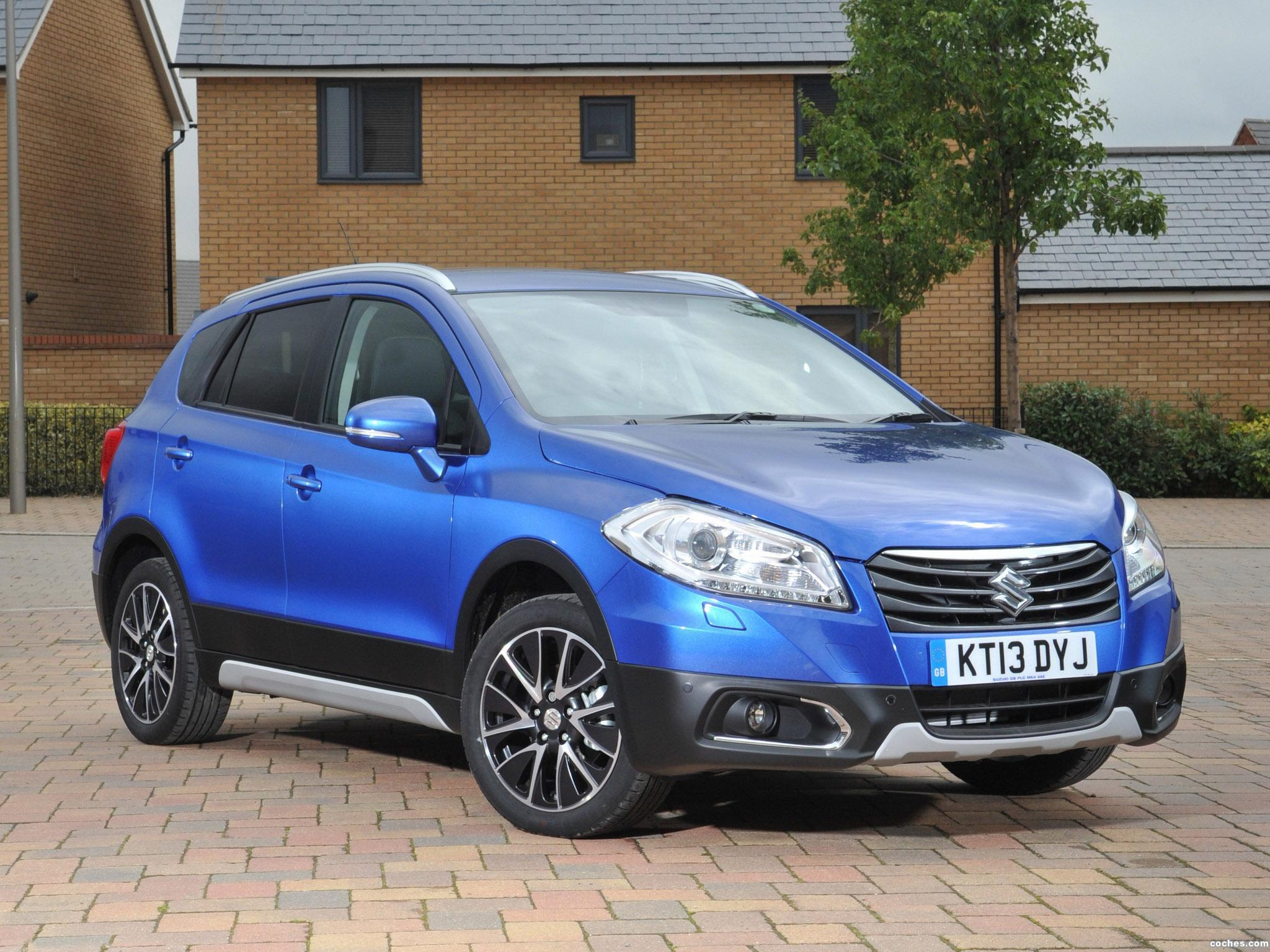 Foto 5 de Suzuki SX4 S-Cross UK 2013