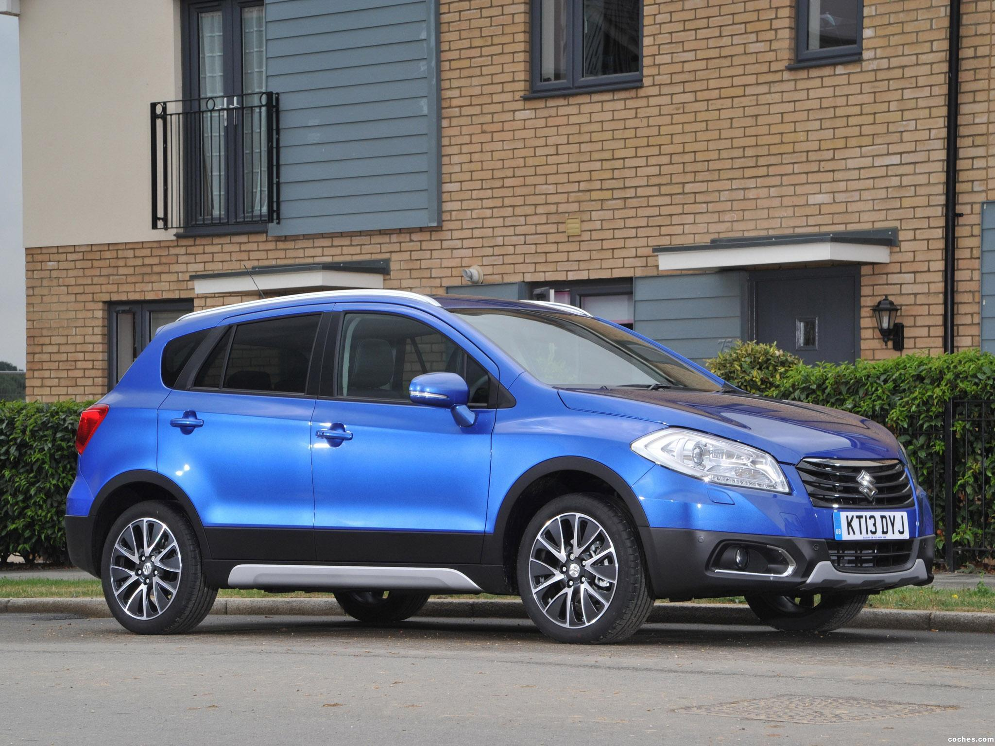 Foto 4 de Suzuki SX4 S-Cross UK 2013