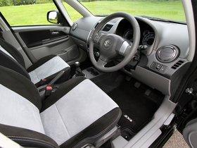 Ver foto 4 de Suzuki SX4 SZ-L UK 2010