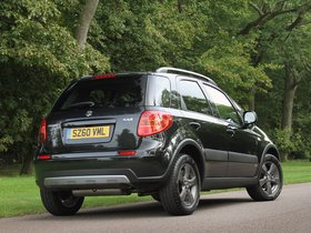 Ver foto 3 de Suzuki SX4 SZ-L UK 2010