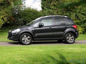Ver foto 2 de Suzuki SX4 SZ-L UK 2010