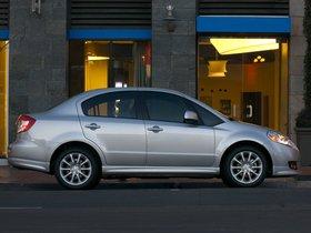 Ver foto 10 de Suzuki SX4 Sedan 2007