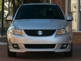 Ver foto 9 de Suzuki SX4 Sedan 2007