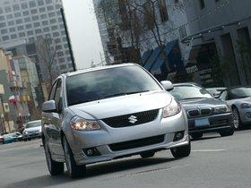Ver foto 7 de Suzuki SX4 Sedan 2007