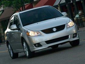 Ver foto 6 de Suzuki SX4 Sedan 2007
