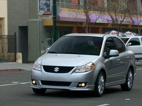 Ver foto 5 de Suzuki SX4 Sedan 2007