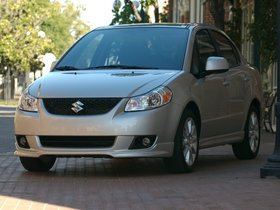 Ver foto 4 de Suzuki SX4 Sedan 2007