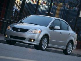 Ver foto 3 de Suzuki SX4 Sedan 2007