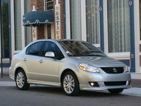 Ver foto 1 de Suzuki SX4 Sedan 2007