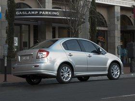 Ver foto 17 de Suzuki SX4 Sedan 2007
