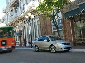 Ver foto 13 de Suzuki SX4 Sedan 2007
