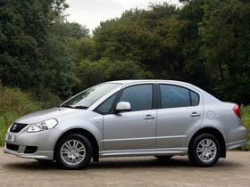 Ver foto 3 de Suzuki SX4 Sedan UK 2009