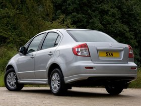 Ver foto 2 de Suzuki SX4 Sedan UK 2009